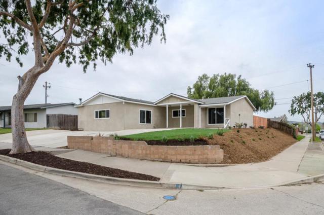 214 Mountain View Dr, Santa Maria, CA 93455 (MLS #18-1372) :: The Zia Group