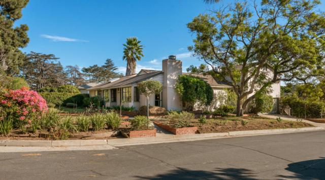 3315 Los Pinos Dr, Santa Barbara, CA 93105 (MLS #18-14) :: The Zia Group