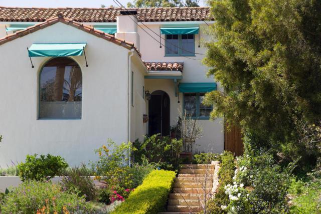 817 Moreno Rd, Santa Barbara, CA 93103 (MLS #18-1409) :: The Zia Group