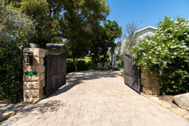 385 Paso Robles Dr, Montecito, CA 93108 (MLS #18-1417) :: The Epstein Partners