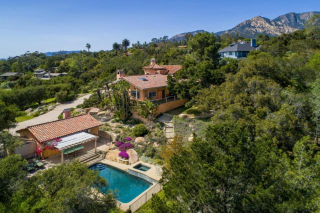 2618 Foothill Ln, Santa Barbara, CA 93105 (MLS #18-1421) :: The Epstein Partners