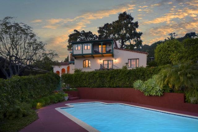 1701 Mira Vista Ave, Santa Barbara, CA 93103 (MLS #18-1422) :: The Epstein Partners