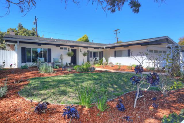 389 Via El Cuadro, Santa Barbara, CA 93111 (MLS #18-1425) :: The Epstein Partners