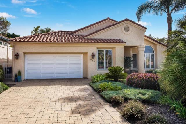 985 Vista De La Mesa Dr, Santa Barbara, CA 93110 (MLS #18-1450) :: Chris Gregoire & Chad Beuoy Real Estate