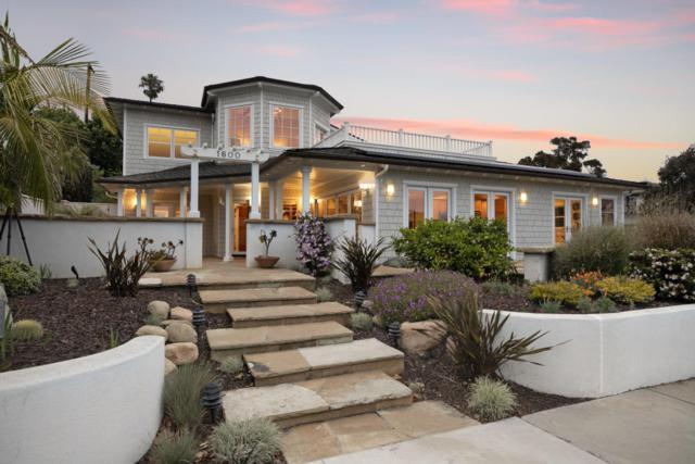 1600 Shoreline Dr, Santa Barbara, CA 93109 (MLS #18-1518) :: Chris Gregoire & Chad Beuoy Real Estate