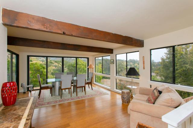 1130 Tunnel Rd, Santa Barbara, CA 93105 (MLS #18-1539) :: Chris Gregoire & Chad Beuoy Real Estate
