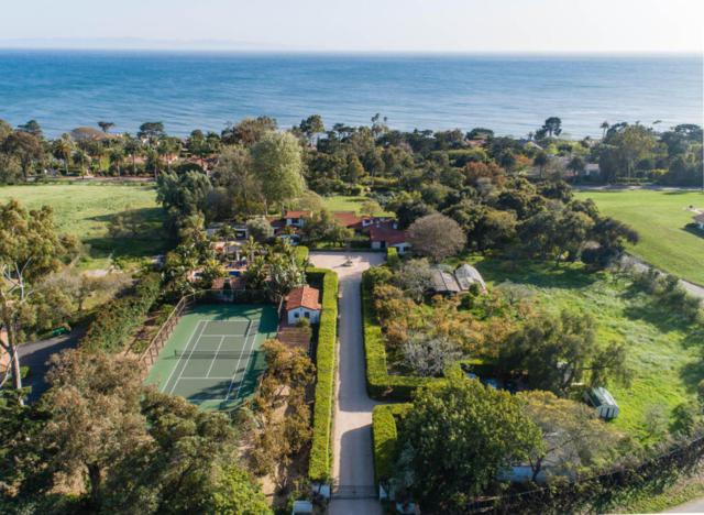 4191 Mariposa Dr, Santa Barbara, CA 93110 (MLS #18-1553) :: Chris Gregoire & Chad Beuoy Real Estate