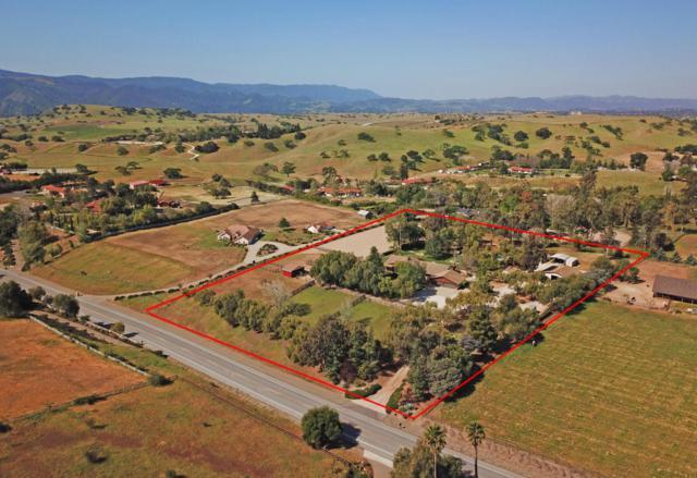 5450 Baseline Ave, Santa Ynez, CA 93460 (MLS #18-1575) :: Chris Gregoire & Chad Beuoy Real Estate