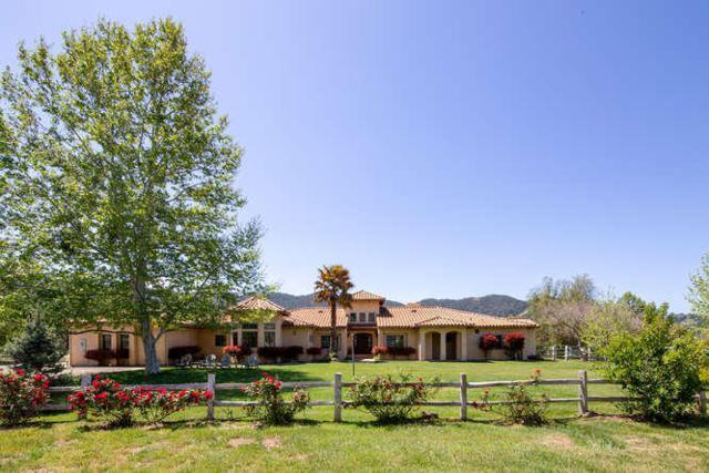 4084 Indian Way, Santa Ynez, CA 93460 (MLS #18-1584) :: Chris Gregoire & Chad Beuoy Real Estate