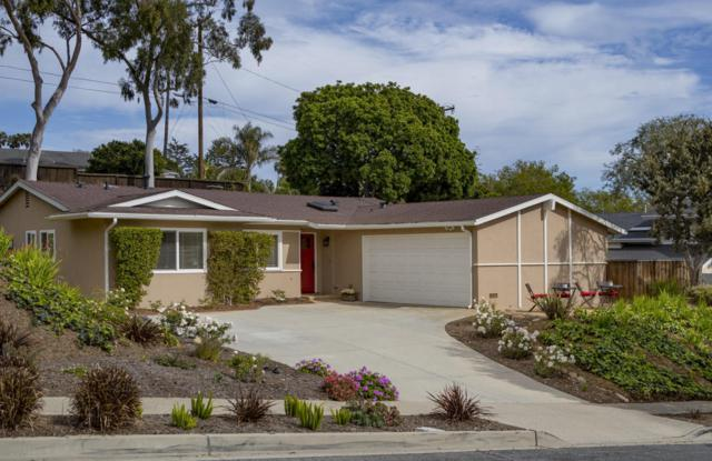 620 Aurora Ave, Santa Barbara, CA 93109 (MLS #18-1615) :: Chris Gregoire & Chad Beuoy Real Estate