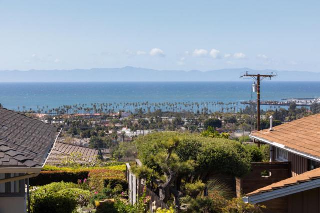 165 La Vista Grande, Santa Barbara, CA 93103 (MLS #18-1629) :: Chris Gregoire & Chad Beuoy Real Estate