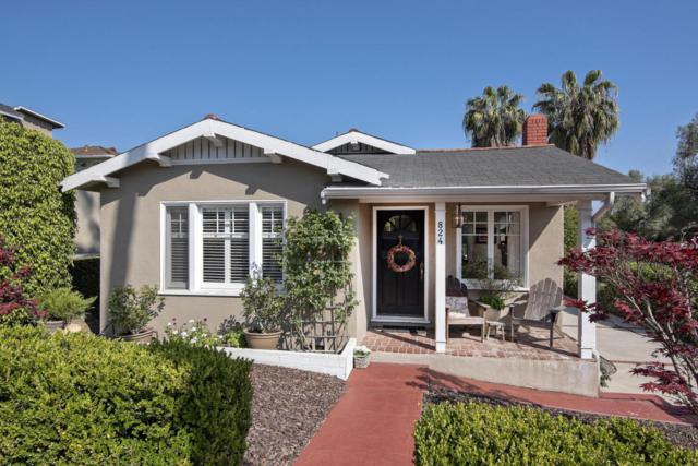 824 E Figueroa St, Santa Barbara, CA 93103 (MLS #18-1656) :: The Zia Group