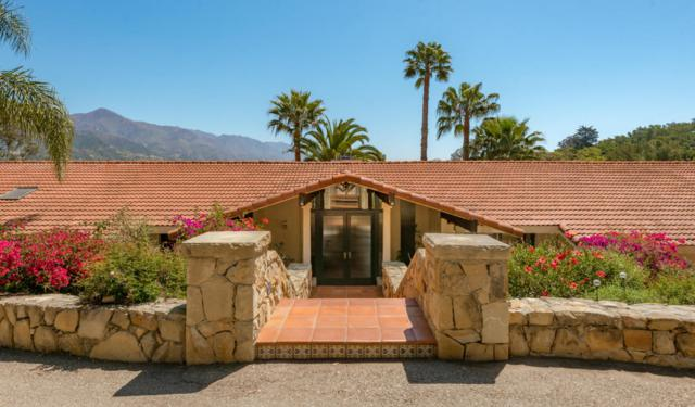 1542 Hillcrest Road, Santa Barbara, CA 93103 (MLS #18-1658) :: Chris Gregoire & Chad Beuoy Real Estate