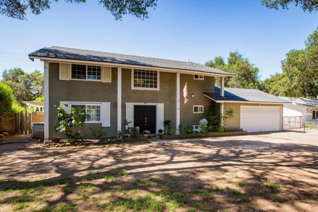 1234 Mariano Dr, Ojai, CA 93023 (MLS #18-1661) :: Chris Gregoire & Chad Beuoy Real Estate