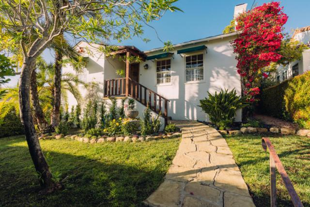 2128 Chapala St, Santa Barbara, CA 93105 (MLS #18-1698) :: The Zia Group