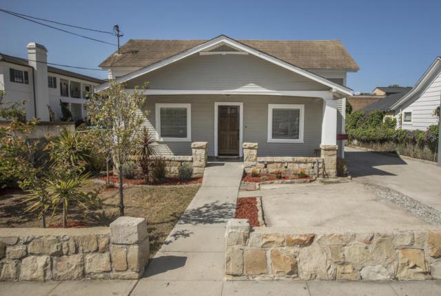 627 Olive St, Santa Barbara, CA 93101 (MLS #18-1710) :: Chris Gregoire & Chad Beuoy Real Estate