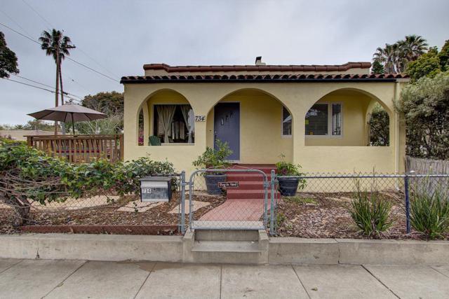 734 W Pedregosa St, Santa Barbara, CA 93101 (MLS #18-1723) :: Chris Gregoire & Chad Beuoy Real Estate