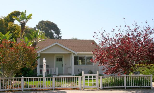 650 Palm Ave, Carpinteria, CA 93013 (MLS #18-1735) :: Chris Gregoire & Chad Beuoy Real Estate