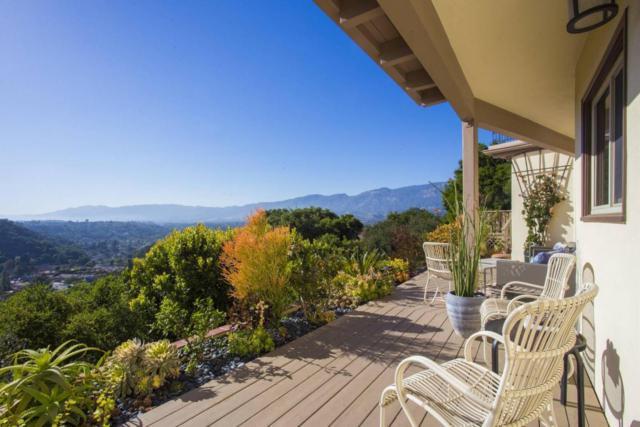 860 Miramonte Dr, Santa Barbara, CA 93109 (MLS #18-1749) :: Chris Gregoire & Chad Beuoy Real Estate