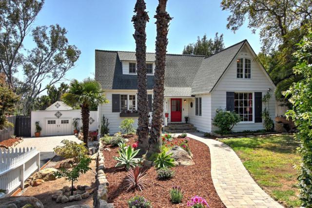 3895 Sterrett Ave, Santa Barbara, CA 93110 (MLS #18-1760) :: Chris Gregoire & Chad Beuoy Real Estate