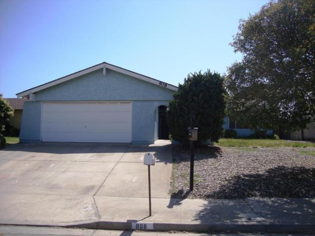 908 N Z St, Lompoc, CA 93436 (MLS #18-1763) :: Chris Gregoire & Chad Beuoy Real Estate