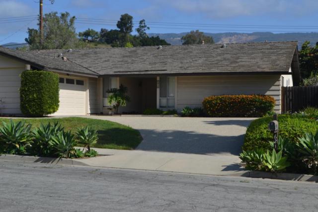 6210 Cumberland Dr, Goleta, CA 93117 (MLS #18-1782) :: Chris Gregoire & Chad Beuoy Real Estate