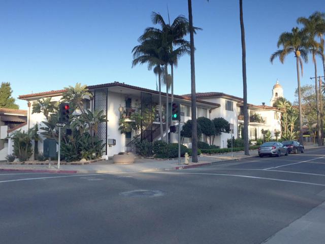 1501 Santa Barbara St, Santa Barbara, CA 93101 (MLS #18-1788) :: Chris Gregoire & Chad Beuoy Real Estate