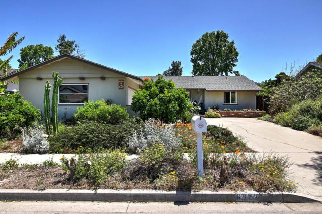 6273 Marlborough Dr, Goleta, CA 93117 (MLS #18-1792) :: Chris Gregoire & Chad Beuoy Real Estate