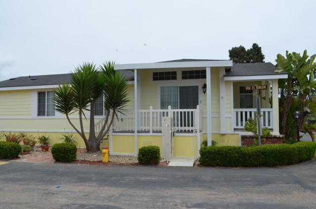 5700 Via Real #11, Carpinteria, CA 93013 (MLS #18-1799) :: Chris Gregoire & Chad Beuoy Real Estate