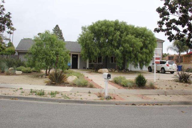 1480 Santa Ynez Ave, Carpinteria, CA 93013 (MLS #18-1800) :: The Zia Group