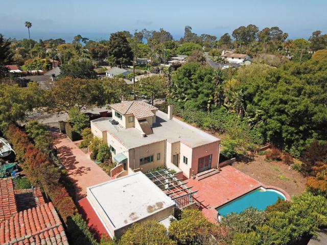 2210 Carlton Way, Santa Barbara, CA 93109 (MLS #18-1826) :: Chris Gregoire & Chad Beuoy Real Estate