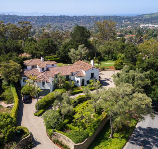 2151 Mission Ridge Rd, Santa Barbara, CA 93103 (MLS #18-1828) :: Chris Gregoire & Chad Beuoy Real Estate