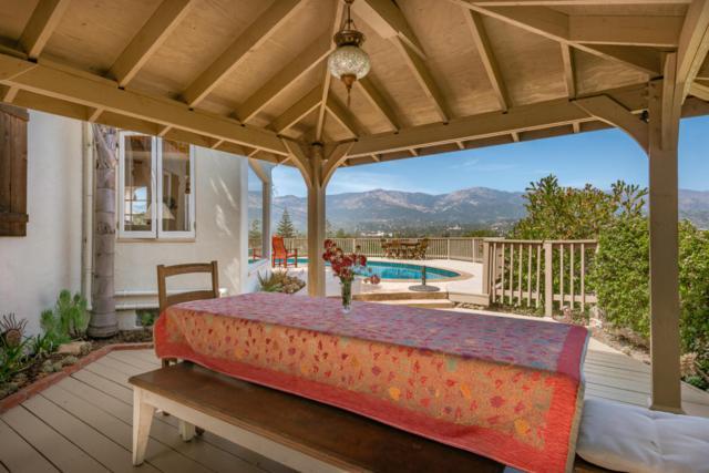 1741 Hillside Rd, Santa Barbara, CA 93101 (MLS #18-1839) :: Chris Gregoire & Chad Beuoy Real Estate