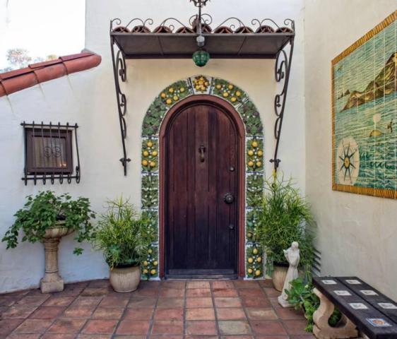 2217 Mission Ridge Rd, Santa Barbara, CA 93103 (MLS #18-184) :: The Zia Group