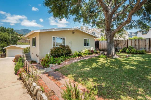 3850 Crescent Dr A, Santa Barbara, CA 93110 (MLS #18-1844) :: Chris Gregoire & Chad Beuoy Real Estate