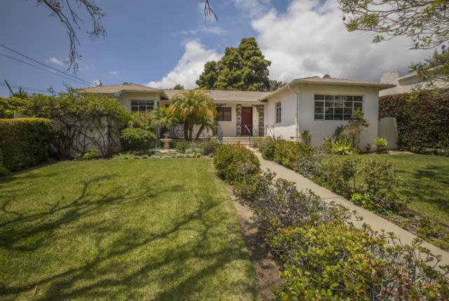 11 E Padre St, Santa Barbara, CA 93105 (MLS #18-1845) :: Chris Gregoire & Chad Beuoy Real Estate