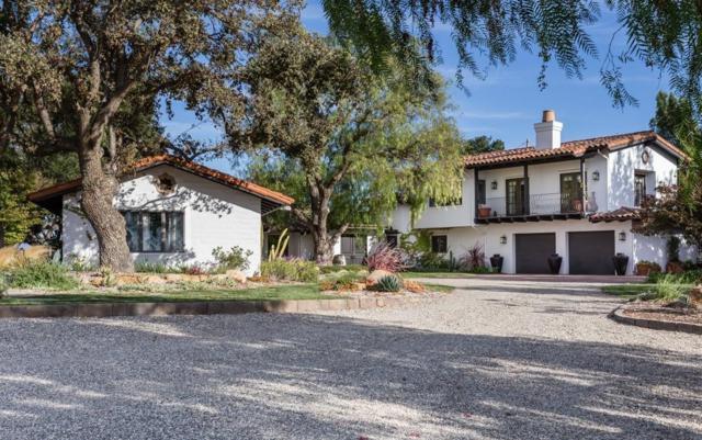 1759 N Refugio Rd, Santa Ynez, CA 93460 (MLS #18-1847) :: Chris Gregoire & Chad Beuoy Real Estate