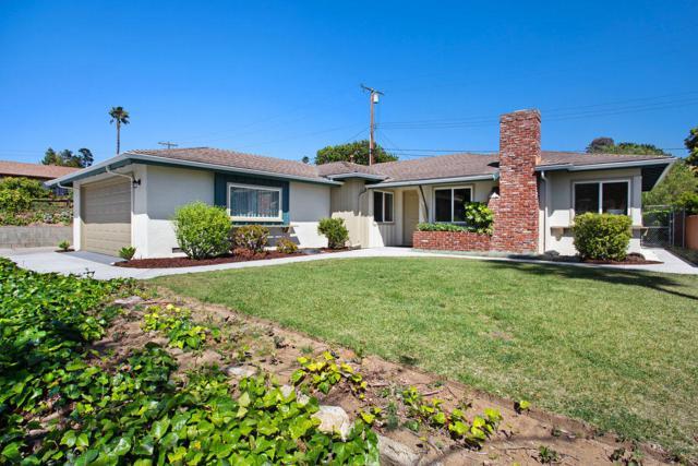 724 Roberto Ave, Santa Barbara, CA 93109 (MLS #18-1850) :: Chris Gregoire & Chad Beuoy Real Estate