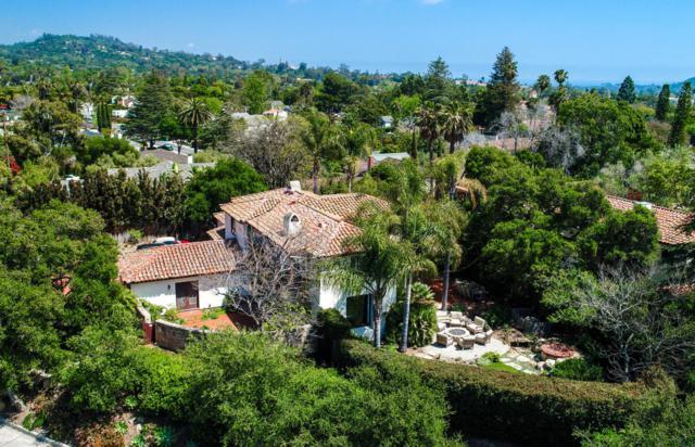 246 Canon Dr, Santa Barbara, CA 93105 (MLS #18-1860) :: Chris Gregoire & Chad Beuoy Real Estate