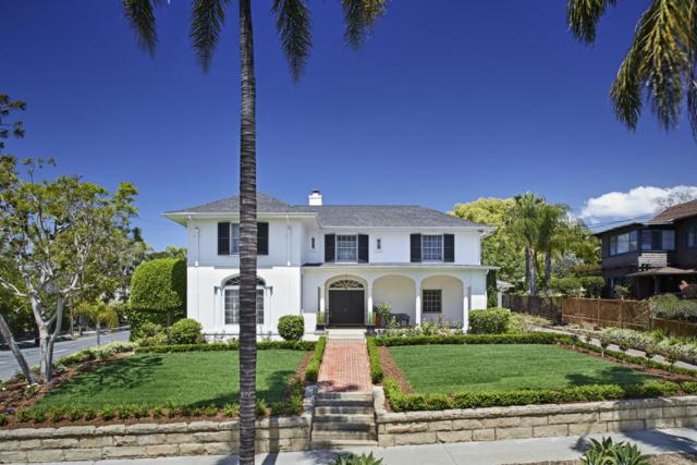 105 E Pedregosa St, Santa Barbara, CA 93101 (MLS #18-1868) :: Chris Gregoire & Chad Beuoy Real Estate