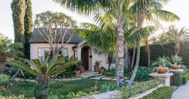 1825 Sunset Ave, Santa Barbara, CA 93101 (MLS #18-1869) :: Chris Gregoire & Chad Beuoy Real Estate