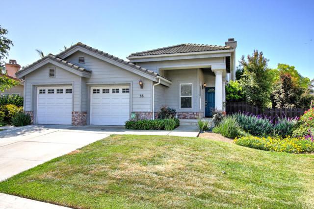 36 Touran Ln, Goleta, CA 93117 (MLS #18-1878) :: Chris Gregoire & Chad Beuoy Real Estate
