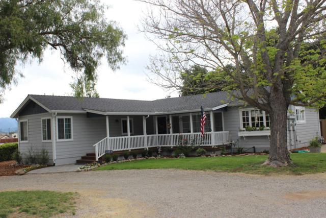 1021 N Refugio Rd, Santa Ynez, CA 93460 (MLS #18-1910) :: The Zia Group