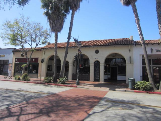 515 State St, Santa Barbara, CA 93101 (MLS #18-1914) :: The Zia Group