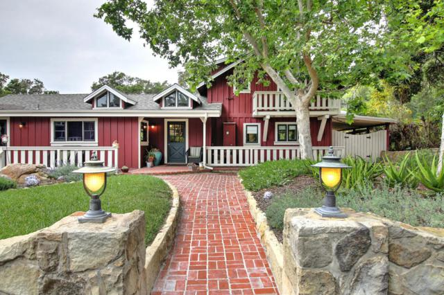 2606 Foothill Rd, Santa Barbara, CA 93105 (MLS #18-1939) :: Chris Gregoire & Chad Beuoy Real Estate