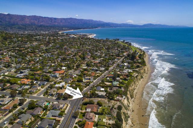1553 Shoreline Drive, Santa Barbara, CA 93109 (MLS #18-1964) :: Chris Gregoire & Chad Beuoy Real Estate