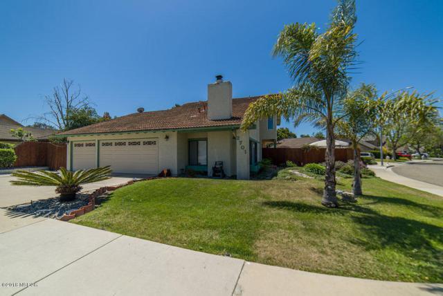 2701 Ocotillo Ave, Santa Maria, CA 93455 (MLS #18-1975) :: Chris Gregoire & Chad Beuoy Real Estate