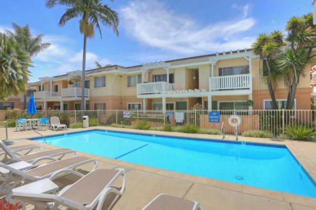 3663 San Remo Dr 4G, Santa Barbara, CA 93105 (MLS #18-1988) :: The Zia Group