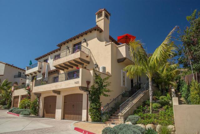 1422 Santa Fe Ln, Santa Barbara, CA 93109 (MLS #18-2057) :: Chris Gregoire & Chad Beuoy Real Estate