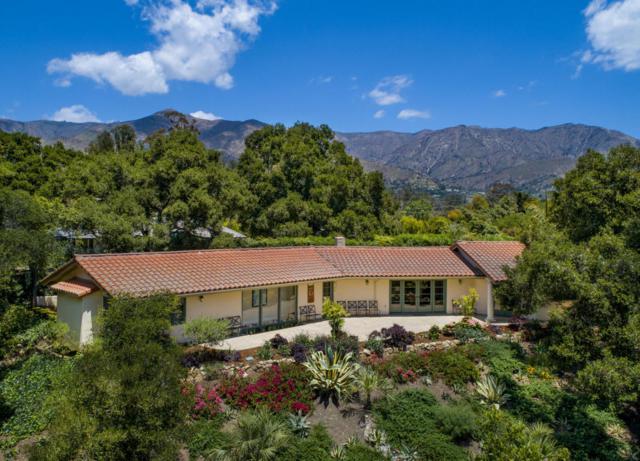 1383 School House Rd, Montecito, CA 93108 (MLS #18-2058) :: The Zia Group